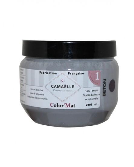 Peinture ColorMat CAMAELLE Gris Béton