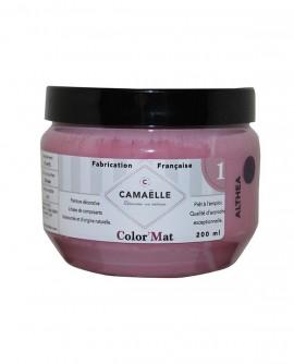Peinture ColorMat CAMAELLE Rose Althéa 200ml