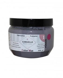 Peinture ColorMat CAMAELLE Gris Fusain 200ml