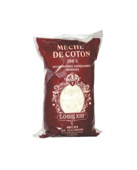 Mèche de coton Louis XIII