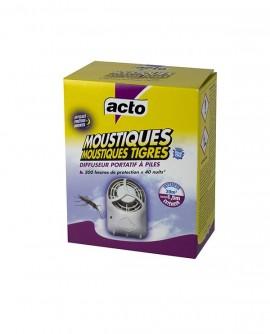 Diffuseur Anti moustiques portatif ACTO