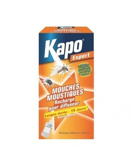 Recharge diffuseur électrique mouches et moustiques KAPO