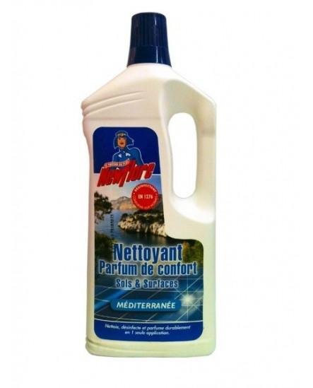 Nettoyant Sol parfum Méditerrannée NEWFLORE