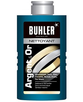 Nettoyant Or & Argent BULHER 150ml