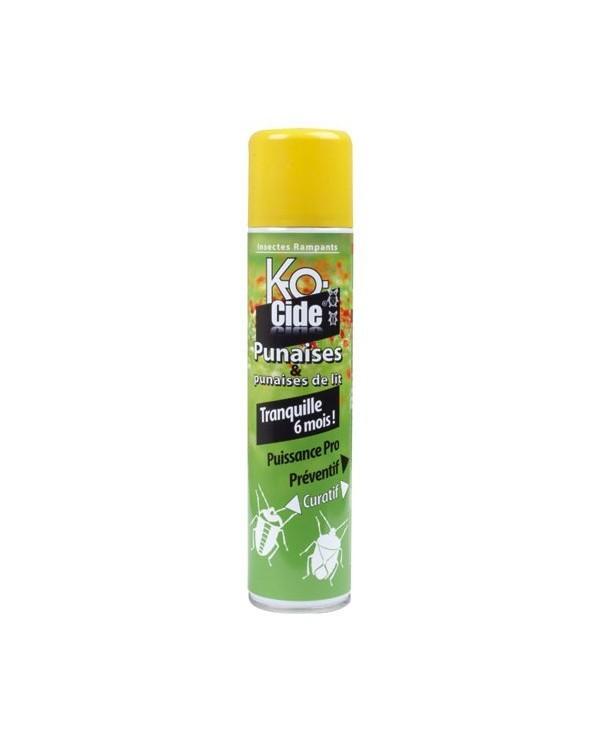 Insecticide anti punaises kocide droguerie centrale morette for Peinture anti mouche