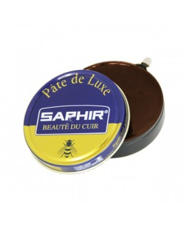 Pâte de luxe marron moyen SAPHIR