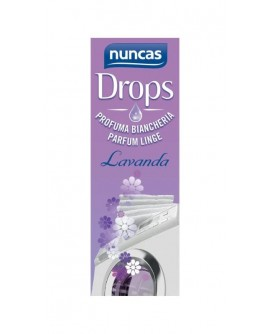 Drops Parfum Linge Lavande NUNCAS