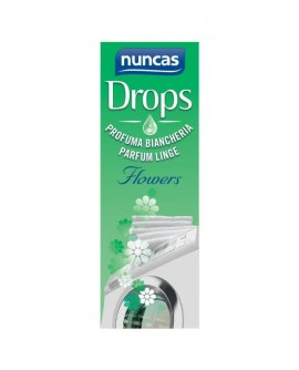 Drops Parfum Linge Flowers NUNCAS