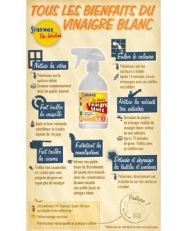 Vinaigre Blanc à l'Orange Fabulous STARWAX