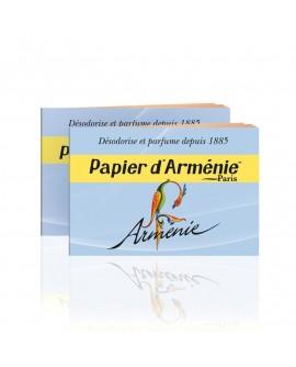 Papier d'Arménie senteur Mirrhe Vanille