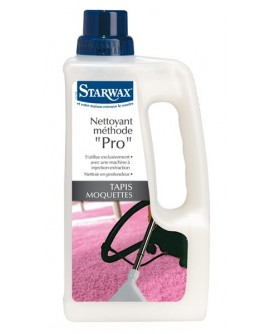 Nettoyant Injection Moquette STARWAX 1litre
