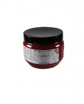 Peinture ColorMat CAMAELLE Rouge Tango 200ml