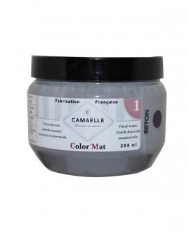 Peinture ColorMat CAMAELLE Gris Béton 200ml