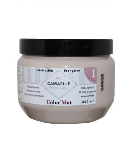 Peinture ColorMat CAMAELLE Beige Grege 200ml