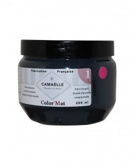 Peinture ColorMat CAMAELLE Noir Abîme 200ml
