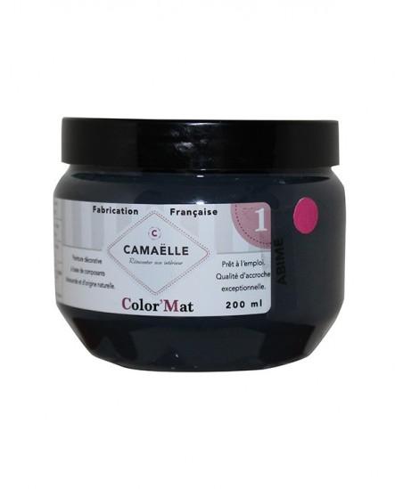 Peinture ColorMat CAMAELLE Noir Abîme