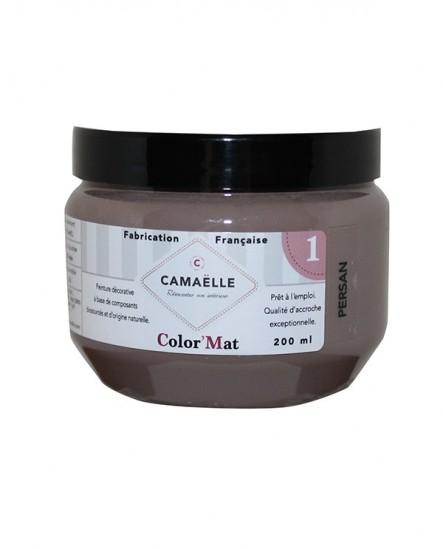 Peinture ColorMat CAMAELLE Taupe Persan 200ml