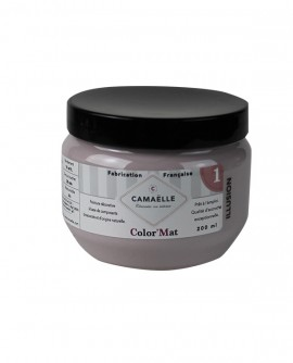 Peinture ColorMat CAMAELLE Rose Illusion 200ml