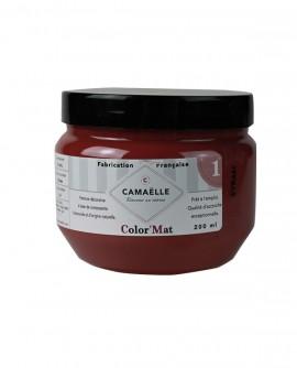 Peinture ColorMat CAMAELLE Rouge Syrah  200ml