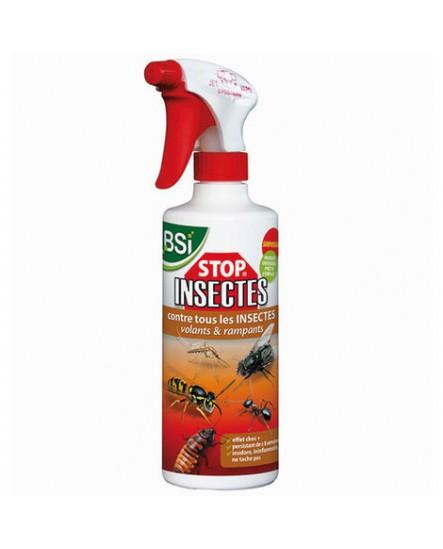 Insecticide spray volants et rampants BSI