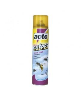 Insecticide aérosol guêpes 400ml ACTO