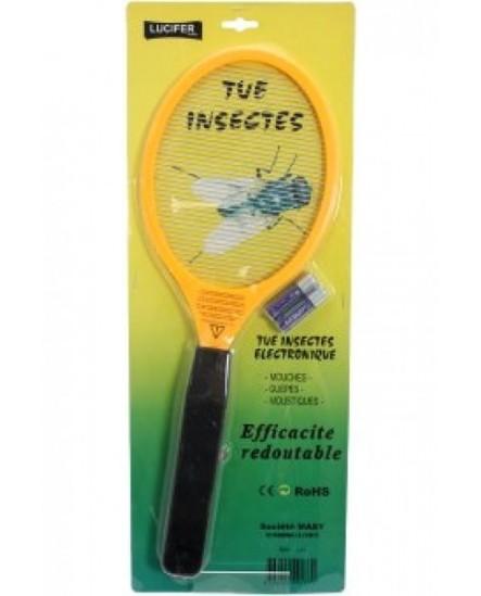 La Raquette anti insectes