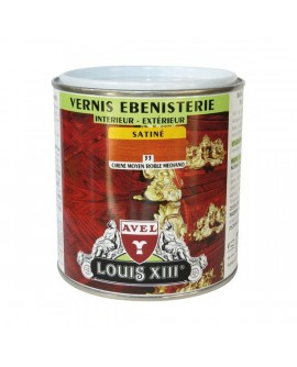 Vernis satiné Chêne moyen Louis XIII 500ml