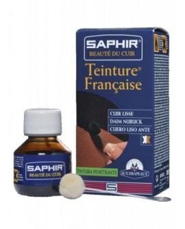 Teinture Cuir SAPHIR Noir
