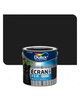 Peinture Ecran Fer brillant 0,25l. noir DULUX VALENTINE