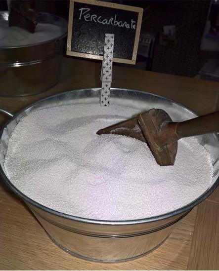 Percarbonate en vrac