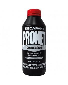 Décapant ciment béton PRONET