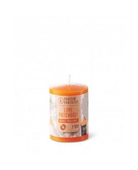 Bougie votive parfumée Patchouli orange