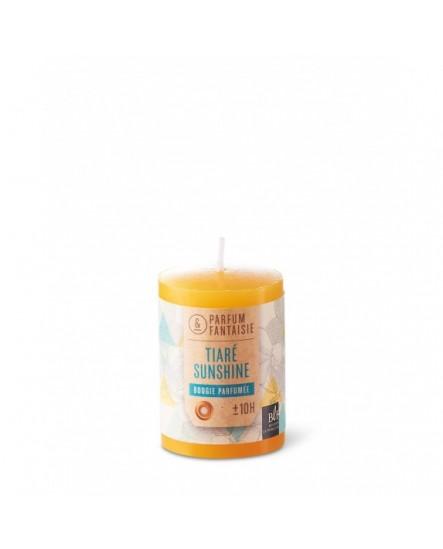 Bougie votive parfumée Tiaré sunshine