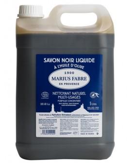 Savon Noir Marius Fabre 5 L.