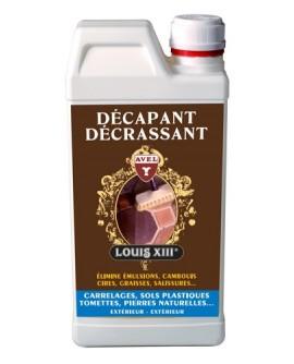 Décapant décrassant sol Louis XIII 1 litre