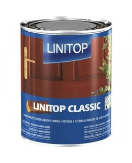Lasure satinée Incolore Linitop 1L.