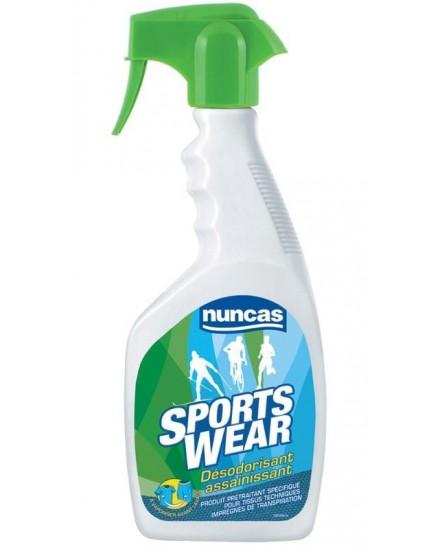 Désodorisant linge avant lavage Sportswear NUNCAS