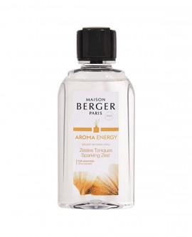 Recharge pour Bouquet Parfumé AROMA Energie Zestes Toniques