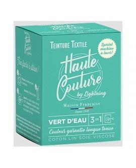 Teinture textile Haute Couture Vert d'eau