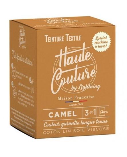 Teinture textile Haute Couture Camel