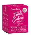Teinture Textile Haute Couture Fuchsia