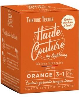 Teinture Textile Haute Orange