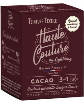Teinture textile Haute Couture Cacao