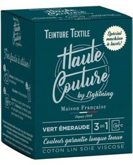 Teinture textile Haute Couture Vert Emeraude