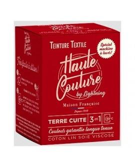 Teinture Textile Haute Couture Terre Cuite
