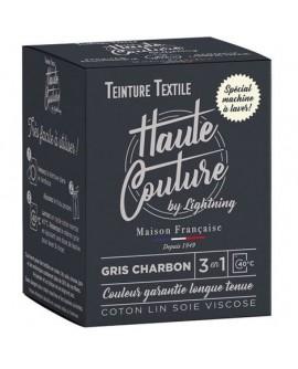 Teinture Textile Haute Gris Charbon