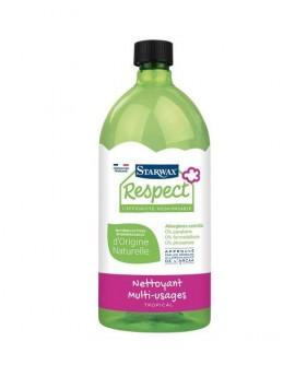 Nettoyant multi-usages concentré avec matières naturelles STARWAX 1L