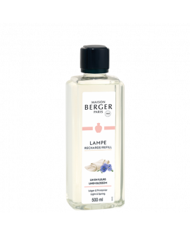 Parfum Lampe Berger Lin en fleurs 500ml