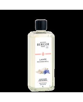 Parfum Lampe Berger Lin en fleurs 1 litre