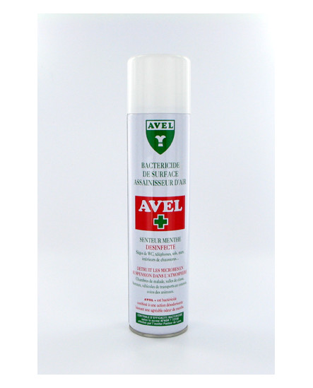 Désinfectant bactéricide spray AVEL